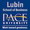 Pace University Lubin School of Business logo