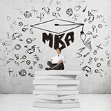 Top evening MBA schools have average GMAT scores hovering right around 650 - 700
